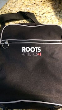 Roots Strapped  Bag Vaughan, L4K 1A1