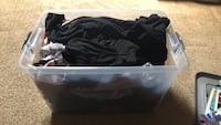 tote full of clothes, pants and shirts(size large) San Lorenzo, 94580