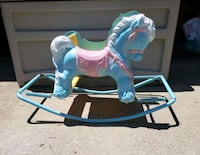 Vintage Wonder Horse Rocker West Lafayette