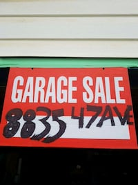 Bowness Garage Sale  Calgary, T2M 2K2