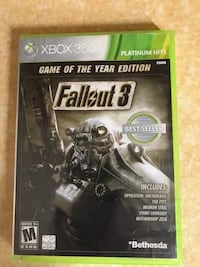 2 Xbox 360 games $20 for both  Jamestown, 14701