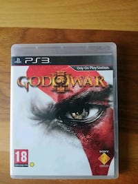 God of war 3 orjinal PlayStation 3 oyunu  Ankara, 06450
