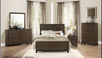 8pc Queen Bedroom Set (Brand New) Toronto, M9W