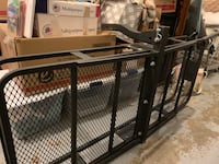 Folding basket cargo luggage carrier Hagerstown, 21742