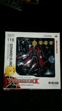 Revoltech Edward Elric Atwater, 95301