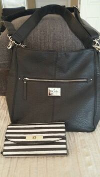 *LIKE NEW* NICOLE MILLER PURSE AND WALLET Knoxville, 37934