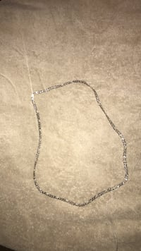 silver-colored chain necklace Glen Ellyn, 60137