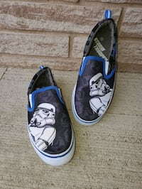 Storm Trooper shoes excellent condition, youth size 3. $20 Kitchener, N2A 4B9