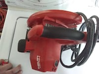 red and black corded power tool Dallas
