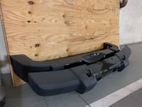 Black front and rear vehicle bumpers Las Vegas, 89117