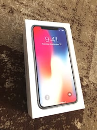 Iphone X 64 GB OBS 4999kr Uppsala