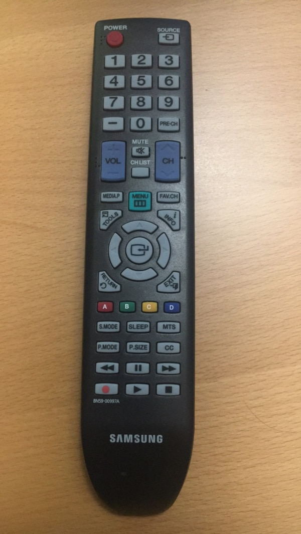 samsung tv remote control