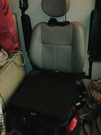 black and red mobility wheelchair 2279 mi