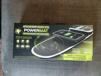 New Powermat Wireless Charging Mat for 3 Devices Oakville, L6H 3H2