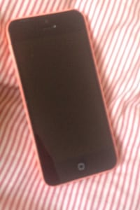 Black iphone 5 with case Baton Rouge, 70811