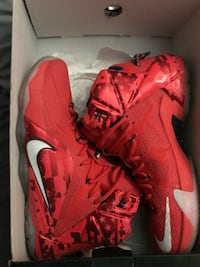 Nike Lebron 12 4th of July  Moxee, 98936