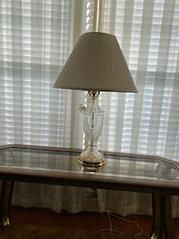 2 Crystal Lamps Howell, 07731