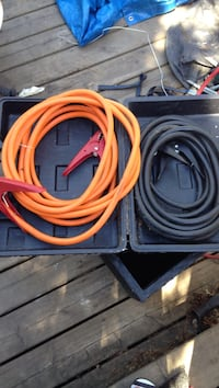 20 ft  NASCAR Advantage booster cables  St Albert, T8N 2W1