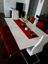Expandable Dining Table only (chairs are extra$$)