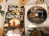 FAR CRY 2 ps3 game. Burnaby, V5C 2R3