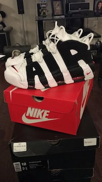 Air more uptempo size 11.5 Paterson, 07503