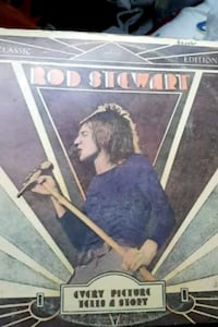 "Rod Stewart ""Every Picture Tells a Story"" vinyl  La Plata, 20646"