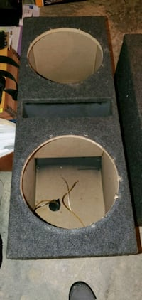 Ported 2 12 inch subwoofer box