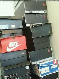Kicks for days check my letgo page see what u like Toronto, M5V 2H6