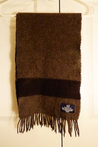 HUDSON'S BAY Cashmere Scarf Lake Country