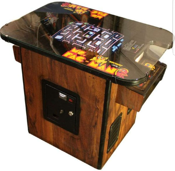 Pacman Table Game >> Used Ms Pacman Tabletop Arcade Game For Sale In Henderson Letgo