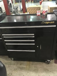 black and gray Craftsman tool cabinet Woodbridge, 22193
