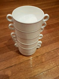 6 royal doulton soup dishes Toronto, M6C 1C5
