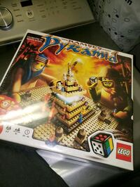Lego pyramid unopened in package about half price new Leduc, T9E 4S4