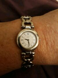 Name brand silver watch Taylors, 29687