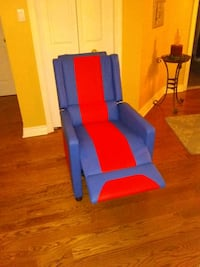 BRAND NEW CAR RACING RECLINER