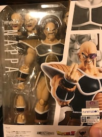 Sh diffusers dragon ball z action figure Nappa Surrey, V3X 2M1