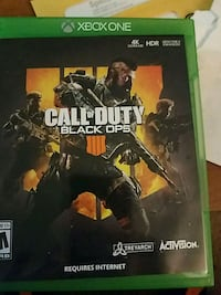 Call of duty Black ops 4 X box one game Winter Park, 32792