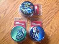 Dale Jr 88, Johnson 48, tin beverage coasters, $6 each  La Vergne, 37086