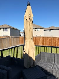 12 Foot Offset Umbrella Edmonton, T5Z 0H9
