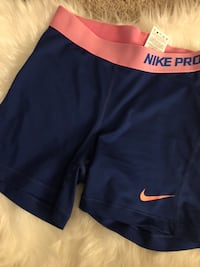 Blue and orange nike shorts Syracuse, 84075