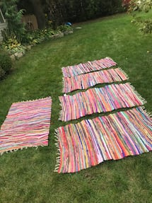 5 RUGS FOR SALE