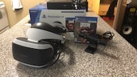 Playstation VR (Used once) Toronto, M2N 6G9