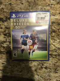 FIFA 16 for PS4 Lafayette, 70503