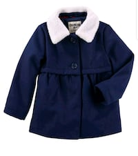 Oshkosh girls coat size 5 Fairfax, 22031