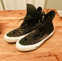 pair of black high top sneakers Portsmouth, 23701