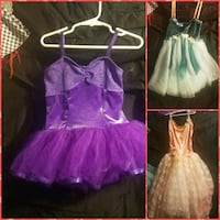 Ballet outfits ages 5-10 Redding, 96003