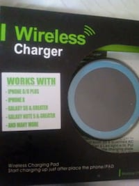 Wireless phone charger  Columbus, 43235