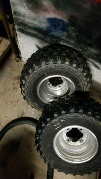 For yamaha 450 yzf Rim and tires New Oxford, 17350