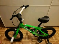 Boy's Tony Hawk beginner bike New York