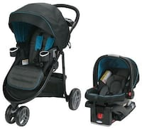 Brand new Graco travel stroller Falls Church